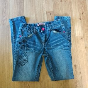 Squeeze size 14 skinny jeans
